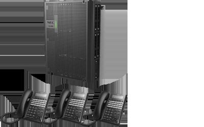 NEC SL2100數位IP通訊系統